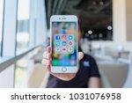 chiang mai  thailand   feb 22... | Shutterstock . vector #1031076958