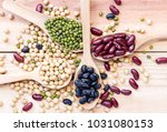 Many Types Of Beans Are...