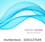 abstract image of a colored...   Shutterstock .eps vector #1031127634