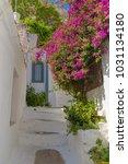 beautiful view of plaka athens   Shutterstock . vector #1031134180