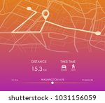 dashboard theme creative... | Shutterstock .eps vector #1031156059