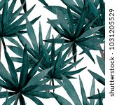 watercolor seamless pattern... | Shutterstock . vector #1031205529