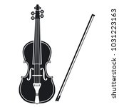 Vector Illustration Icon Violin