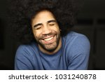 beautiful afro man | Shutterstock . vector #1031240878