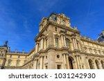national opera paris... | Shutterstock . vector #1031242930