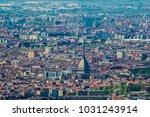 turin skyline from superga hill ... | Shutterstock . vector #1031243914