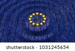 european union data protection  ... | Shutterstock . vector #1031245654