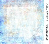 grunge colorful background | Shutterstock . vector #1031277490