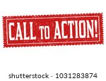 call to action grunge rubber... | Shutterstock .eps vector #1031283874
