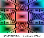 background elements of graph. | Shutterstock . vector #1031284960