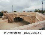 one of the bridge in valencia | Shutterstock . vector #1031285158