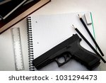 gun control legislation and...   Shutterstock . vector #1031294473