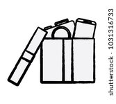 gift box icon | Shutterstock .eps vector #1031316733