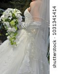 bridal image  splendid and... | Shutterstock . vector #1031341414