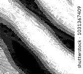 black and white grunge stripe... | Shutterstock . vector #1031367409