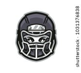 helm af e sport logo | Shutterstock .eps vector #1031376838