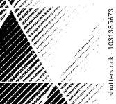 black and white grunge stripe... | Shutterstock .eps vector #1031385673