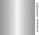 abstract halftone pattern... | Shutterstock .eps vector #1031455879