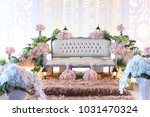 beautiful decoration for the... | Shutterstock . vector #1031470324