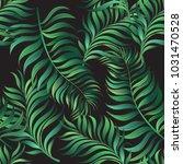 exotic tropical vector...   Shutterstock .eps vector #1031470528