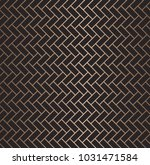 abstract woven pattern of... | Shutterstock .eps vector #1031471584