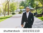 young successful smart... | Shutterstock . vector #1031531110