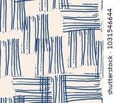 indigo vector tie dye seamless... | Shutterstock .eps vector #1031546644