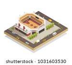 basketball arena sport center... | Shutterstock .eps vector #1031603530