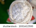 holy thread for wedding in... | Shutterstock . vector #1031612500