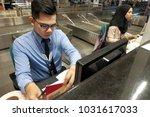 kuala lumpur malaysia  ... | Shutterstock . vector #1031617033