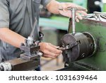 people are working with... | Shutterstock . vector #1031639464