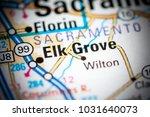 elk grove. california. usa on a ... | Shutterstock . vector #1031640073