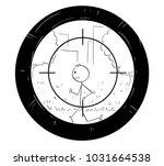 cartoon stick man drawing... | Shutterstock .eps vector #1031664538