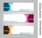 vector design banner... | Shutterstock .eps vector #1031670220