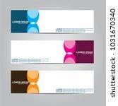 vector design banner... | Shutterstock .eps vector #1031670340