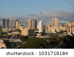 honolulu  hawaii  usa  feb. 23  ...   Shutterstock . vector #1031718184