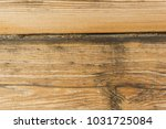 wooden panel with cracked... | Shutterstock . vector #1031725084