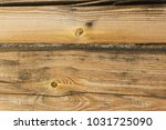wooden panel with cracked... | Shutterstock . vector #1031725090