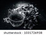 ayurvedic herb liquorice root... | Shutterstock . vector #1031726938