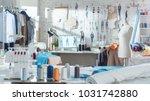 shot of a sunny fashion design... | Shutterstock . vector #1031742880