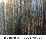 rust at stainless steel tank | Shutterstock . vector #1031749714