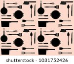 light pink background with a... | Shutterstock .eps vector #1031752426