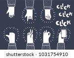 vector cartoon illustration of... | Shutterstock .eps vector #1031754910