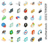 good device icons set.... | Shutterstock . vector #1031759059