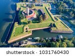 medieval wisloujscie fortress...   Shutterstock . vector #1031760430