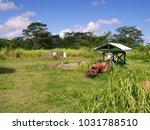 hawaiian landscapes  kauai ...   Shutterstock . vector #1031788510