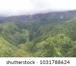hawaiian landscapes  kauai ...   Shutterstock . vector #1031788624