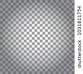 vector empty transparent... | Shutterstock .eps vector #1031811754