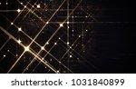 shiny techno background  | Shutterstock . vector #1031840899
