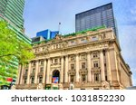 new york city  united states  ... | Shutterstock . vector #1031852230